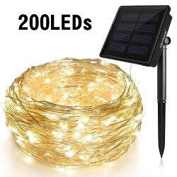 ソーラーイルミネーションライト