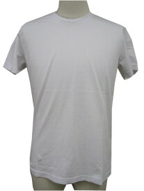 EMPORIO ARMANI(JEANS)バックロゴステッチクルーネックTシャツ[エンポリオ アルマーニ]【54(XXL)size】