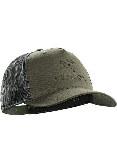 アークテリクス(ARC'TERYX)ロゴ トラッカー キャップ(logo-trucker-cap)カラー:Joshua Tree
