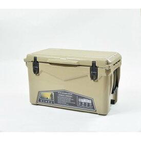 キュリアストレーディング(Curiace Trading)アイスエイジクーラー45QT(ICEAGE cooler 45QT)カラー:タン