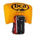 バックカントリーアクセス(bca)フロート32 ※シリンダー別売(FLOAT 32)カラー:レッド