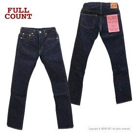 フルカウント FULLCOUNT ヘビーオンス スリムストレートジーンズ 1109XX メンズ 日本製 15.5oz