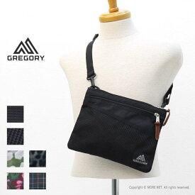 ポイント10倍(~10/18 9:59)/グレゴリー GREGORY クラシックサコッシュM メンズ レディース ショルダー バッグ