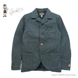 オルゲイユ ORGUEIL サックジャケット OR-4012 メンズ 日本製