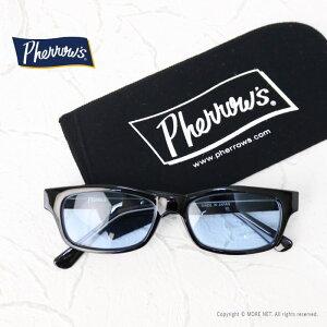 フェローズ PHERROW'S ウェリントンサングラス 21S-SUNGLASSES-1 メンズ 日本製 メガネ