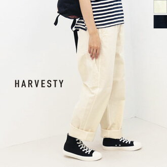 [made in) / HARVESTY ハーベスティ 12oz denim big painter underwear A11713 wide underwear jeans man and woman combined use Japan with a coupon at 10%OFF (... 4/26 1:59