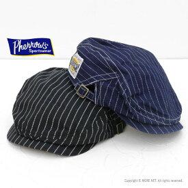 フェローズ PHERROW'S ウォバッシュハンチング SHC1-W メンズ レディース 日本製 帽子