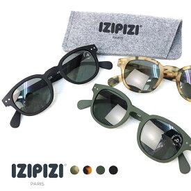 イジピジ IZIPIZI UVカットサングラス#C SUN (+0) C-SUN レディース 男女兼用 紫外線カット