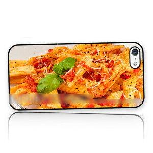 【送料無料】 スマホケース パスタ ペンネ アートケース iPhone Galaxy iPod iPad Xperia Nexus LG HTC OPPO スマートフォン カバー 【受注生産】