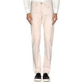 【送料無料】 SIVIGLIA シヴィリア シビリア イタリア製 パンツ 30相当 ライトピンク ストレッチ ジーンズデザイン 革ロゴラベル