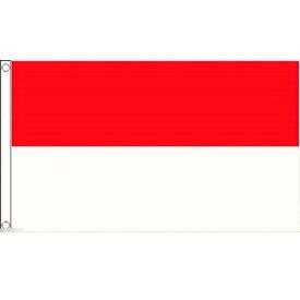 【送料無料】 国旗 フォアアールベルク州 州旗 オーストリア 150cm × 90cm 特大 フラッグ 【受注生産】