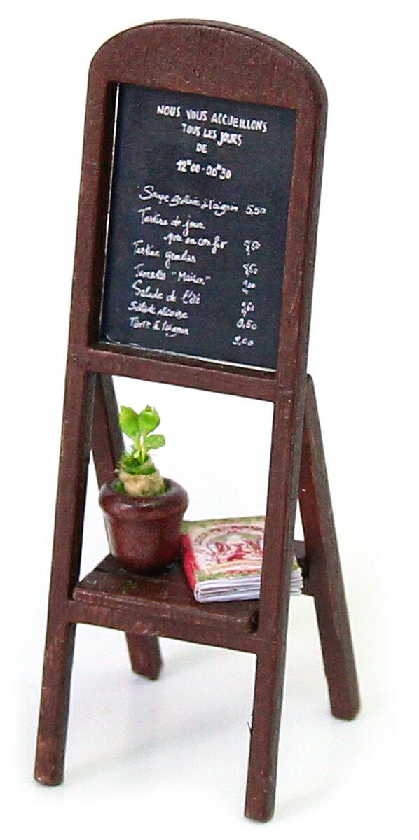 工作キット ドールハウスキット ミニチュアキット 雑貨おもしろ インテリア雑貨 木製 看板