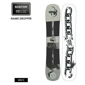 BURTON バートン NAME DROPPER ネームドロッパー 2021 スノーボード 板 メンズ【モアスノー】