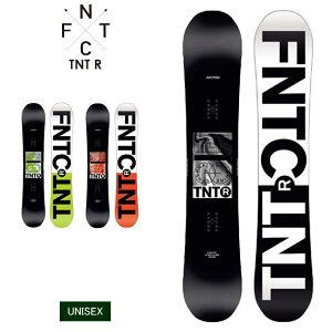 FNTC TNT R 2021 スノーボード 板 メンズ【モアスノー】
