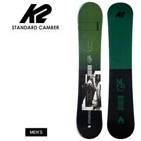 K2 ケーツー STANDARD CAMBER スタンダードキャンバー カービング キッカー 地形 20-21 2021 スノーボード 板【モアスノー】