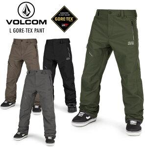 早期予約 2022 VOLCOM ボルコム L GORE-TEX PANT エルゴアテックスパンツ スノボー スノーボード ウェア スキー【モアスノー】