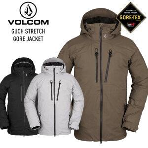 早期予約 2022 VOLCOM ボルコム GUCH STRETCH GORE JKT ゴアテックスジャケット スノボー スノーボード ウェア スキー 【モアスノー】
