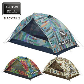 BURTON バートン BIG AGNES×BURTON BLACK TAIL 2 TENT ブラックテイル 18-19 2019 テント キャンプ アウトドア【モアスノー】