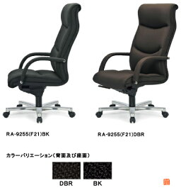 【法人限定】アイコ オフィスチェア ハイバックタイプ RA-9255(F21)