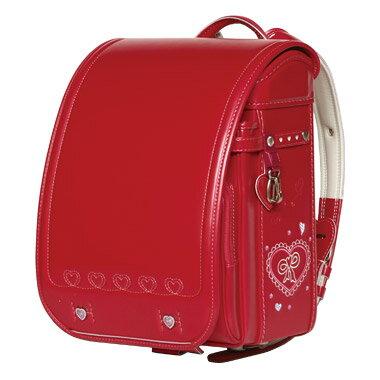 國鞄(コクホー) ランドセル 姫娘 キュービー型 ビビッドピンク HI72756-38