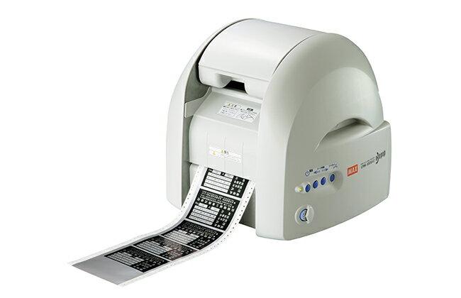 マックス ビーポップ フリーカットラベルプリンタ PC接続専用 CPM-100SH2 [ IL90175 ]