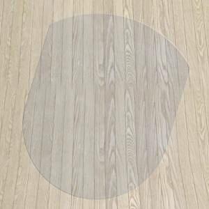 ナカバヤシ チェアマット(カーペット用) RCM-006CL