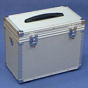 マスミ鞄嚢 特殊アルミケース(カメラケース) 内寸335×176×蓋30/本体235mm シルバー SN-36