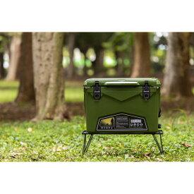 ICELANDCOOLER Hard Cooler Box(ハードクーラーボックス) 35QT(33.1L) Army Green(アーミーグリーン)