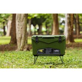 ICELANDCOOLER Hard Cooler Box(ハードクーラーボックス) 45QT(42.6L) Army Green(アーミーグリーン)