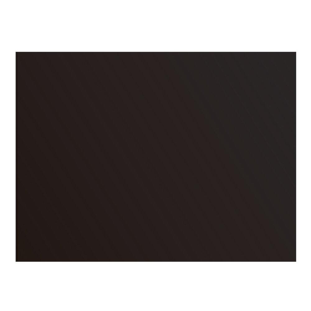 馬印 木製黒板 壁掛 ブラック W34KN