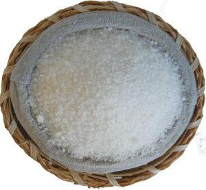 【沖縄・さんごの塩(粗粒)1kg】業務用3kg・10kgは更にお安くご提供出来ますのでお問合せ下さい(^^♪