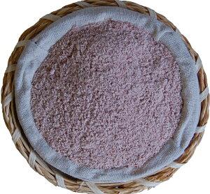 【インド・ベンガルの岩塩カラナマック石臼挽き粉状1kg】業務用3kg・10kgは更にお安くご提供出来ますのでお問合せ下さい(^^♪温泉卵のようなイオウ臭がくせになる美味しさ♪肉料理に非常に