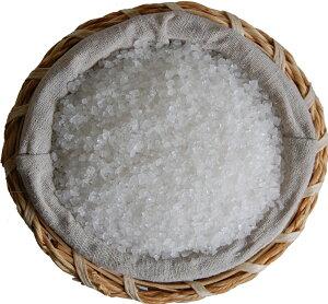 【クロアチア・アドリア海の海水塩(細粒)1kg】業務用3kg・10kgは更にお安くご提供出来ますのでお問合せ下さい(^^♪