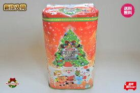 ★NEWクリスマス/トイレットペーパーW★2枚重ね香り付/クリスマスのトイレはこれで決まり♪かわいいサンタやツリーが素敵なクリスマスのトイレを演出します!12Rx4/48個入り/送料無料♪