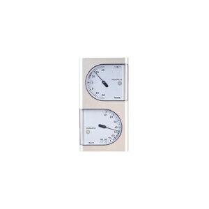 温度計 温湿度計 TT-518 パールホワイト