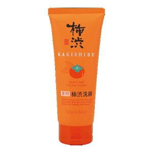 薬用 柿渋 洗顔フォーム 130g