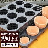 生産者用栽培トレイ12穴4枚セット来園されたお客様の「これ、わけてもらえません?」から始まった鉢花農家の便利グッズ