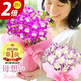 『思いやりいっぱいのお花を咲かせる洋ランギフト』胡蝶蘭を越え人気ランキング1位の母の日洋蘭!