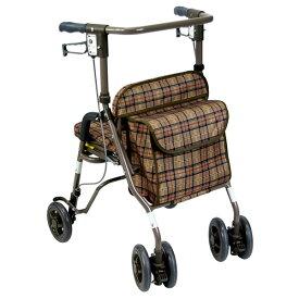 【期間限定】【特価】4輪歩行車 シンフォニーSP【送料無料】【歩行補助】【歩行器】【高齢者向け歩行器】
