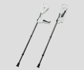 【代引不可】【2本セット】ロフストランドクラッチ  ErgoTech 折りたためるハンドルタイプ【松葉杖】【リハビリ】【骨折】【ケガ】