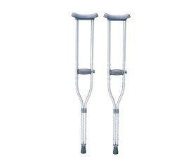 【代引不可】松葉杖(Sサイズ)HC2080T 適応身長(参考):137〜157cm 【松葉杖】【子供用松葉杖】【松葉杖2本組】