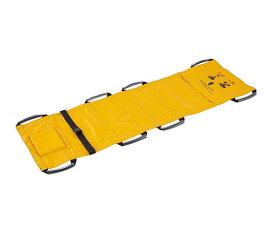 救護担架(ターポリン製)【担架】【救助】【緊急】【非常時】【災害】【常備】