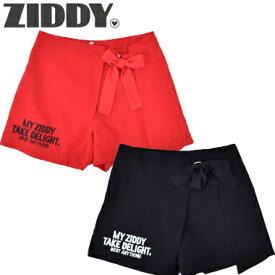 【SALE_50%OFF】ZIDDY(ジディー) 【カタログ掲載】クレープツイルリボン付きスカートパンツ/ジディ(ZIDDY)★1230-12515