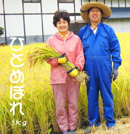 令和2年産新米予約中  ひとめぼれ 5kg 精白米 送料無料  岩手県 農家直送 生産直売 ギフト たまご