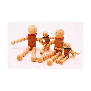 KEM工房木の人形タマコロファミリー(S)
