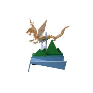 【夏休み宿題工作】恐竜とドラゴン/木工工作キット