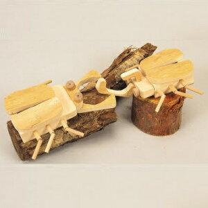 P20Feb16木工工作キット【あす楽】加賀谷木材昆虫貯金箱工作キット
