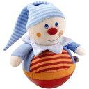 布のおもちゃ ベビーおもちゃ【あす楽】HABA(ハバ)おきあがり人形 キャスパー HA5849