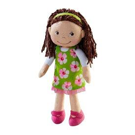 布のおもちゃ 人形 HABA ハバ ソフトドール ココ 30cm HA303666