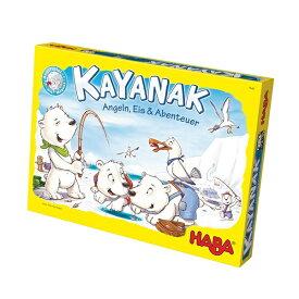 ボードゲーム HABA ハバ カヤナック HA7146